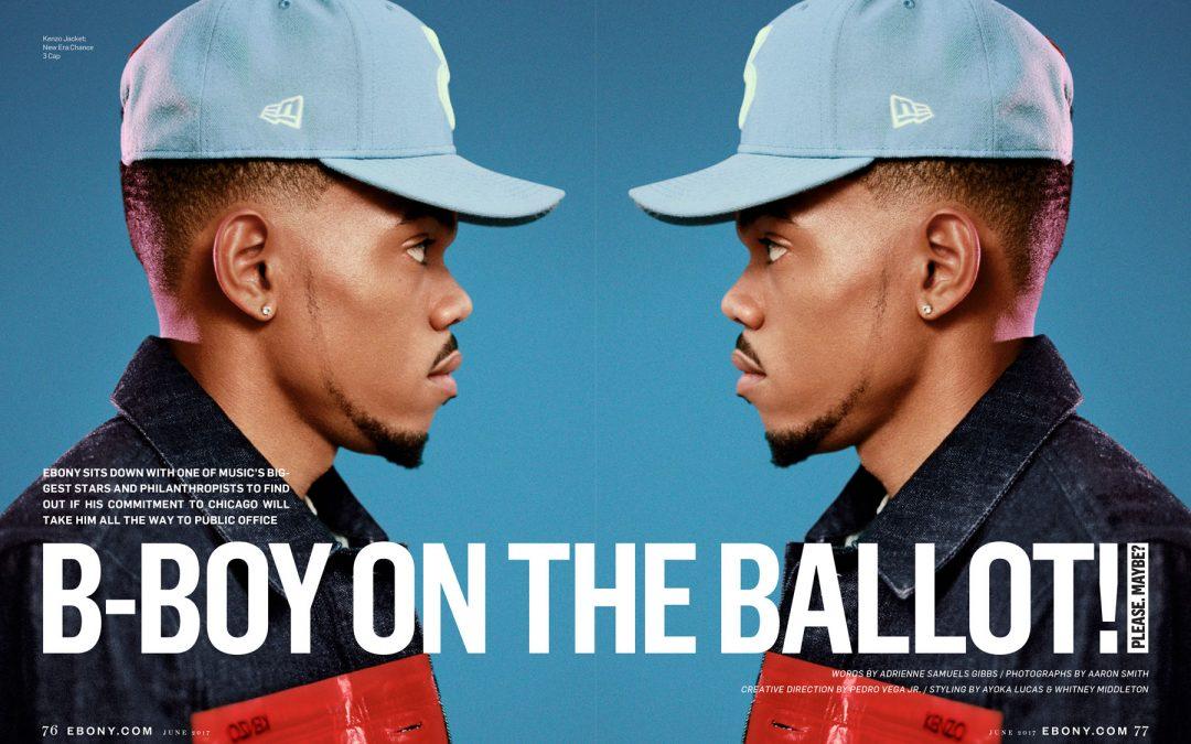 B-Boy on the Ballot