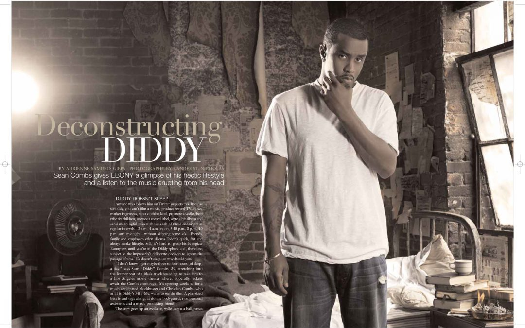 Deconstructing Diddy
